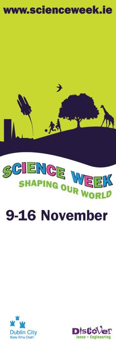 Science Week 2008, supported by Dublin City Council.  #civicmedia2008