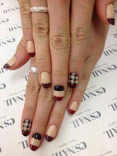 Cute nails:)