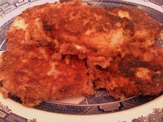 Parmesan Crusted Pork Chops!