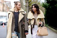 Street-Style, London Fashion Week
