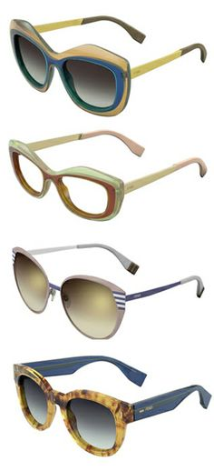 b0f8cd23ce4 Last summer Sàfilo Group signed a licensing agreement to produce and  distribute Fendi sunglasses and optical