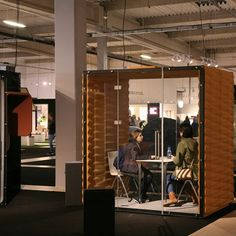 silence in a box! VANK_wall, our acoustic pods premiere at Warsaw Home fair Warsaw, Acoustic, Poland, Box, Wall, Instagram Posts, Furniture, Design