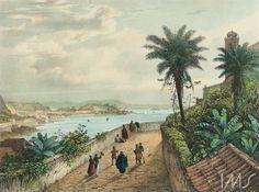 Um passeio pelo Rio: a cidade nas andanças de Joaquim Manuel de Macedo - Instituto Moreira Salles