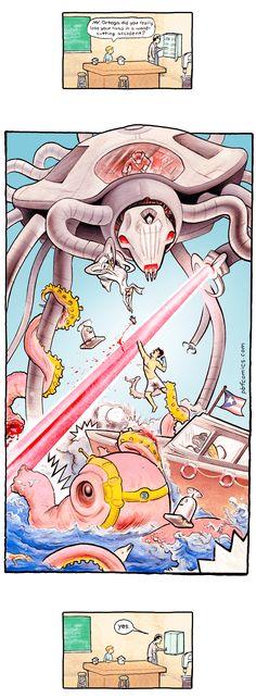 Still one of my favorite PBF comics