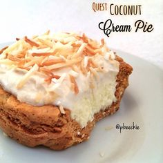 Quest Coconut Cream Pie