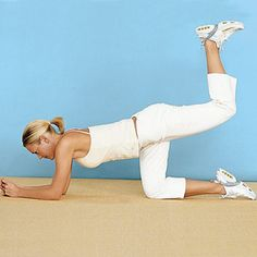 Exercises to Tone Your Butt in 30 Days