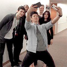 NYCC selfie