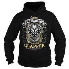 CLAPPER CLAPPERBIRTHDAY CLAPPERYEAR CLAPPERHOODIE CLAPPERNAME CLAPPERHOODIES  TSHIRT FOR YOU