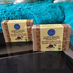 Iraya Life Honey and Propolis Whitening Soap 110g All-natural Handcrafted  #IrayaLife