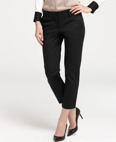 Starting my Ann Taylor wish list: WANT! Welcome Spring with perfect cropped trousers