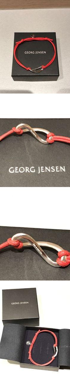 Precious Metal without Stones 164313: Georg Jensen Infinity Bracelet -> BUY IT NOW ONLY: $74.99 on eBay!