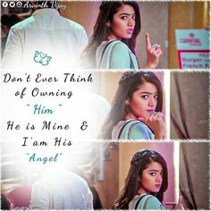 Yes naa jaan Movie Love Quotes, Soulmate Love Quotes, Love Picture Quotes, Cute Funny Quotes, True Love Quotes, Best Love Quotes, Love Yourself Quotes, Crazy Girl Quotes, Girly Quotes