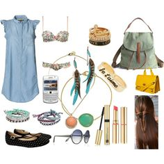 """""""Come with me, let's take this world and make a change And we'll give this, more than we could take away."""" by barbarabeatriz on Polyvore"""