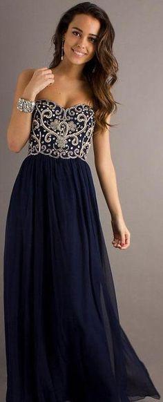 Sweetheart Chiffon Black Maxi Sleeveless Evening Dresses ykdress6629