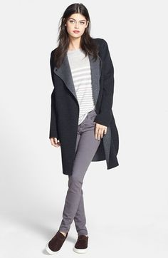Perfect jacket for cool fall evenings. | #sale #salenordstrom @nordstrom