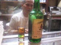 Whiskey(ジェイムソン・爆弾とも言う)