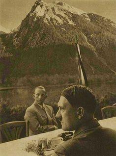 Adolf Hitler-and Goebbels