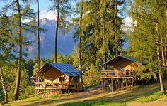 Weekend originale in Tirolo: soggiorno in una botte vicino ad Innsbruck da soli 32,50€/notte