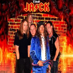 "The JACK ∞ BON SCOTT era AC/DC Tribute ""T.N.T."" Produced by Polaris Stanley.   A live performance of some Classic AC/DC performed by my BON SCOTT era AC/DC Tribute act, THE JACK."