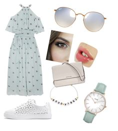 summer journey by hejjestemlilith on Polyvore featuring polyvore мода style Temperley London WithChic Michael Kors CLUSE Ryan Porter Ray-Ban fashion clothing