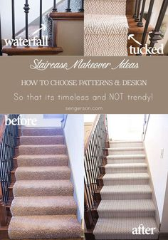 style of carpet for stairs pics - Google Search