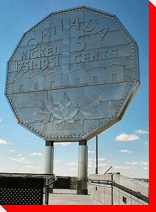 The Big Nickle in Sudbury..what a great place to grow up!