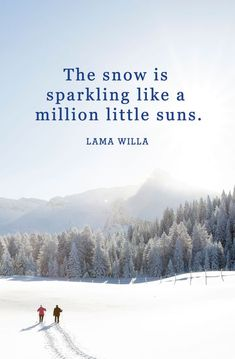 40 Best Winter Quotes to Help You See the Beauty of Every Snowfall – Zitate Snow Quotes, Winter Quotes, Quotes About Winter, Quotes About Snow, Positive Quotes, Motivational Quotes, Inspirational Quotes, Positive Thoughts, Skiing Quotes