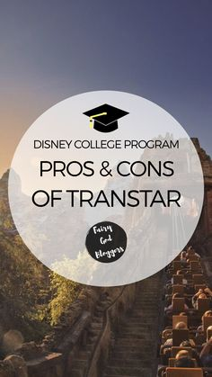 Disney College Program: The Pros and Cons of Taking Transtar Disney Dorm, Disney Trips, College Information, Disney College Program, Phone Interviews, Time Of Your Life, New Friends, Programming, Cool Pictures