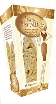 Natural Beauty: Original Almond Biscotti