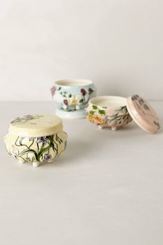Dobro Footed Candle, Large - anthropologie.com