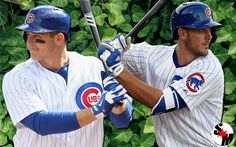 Anthony-Rizzo-Kris-Bryant-Chicago-Cubs