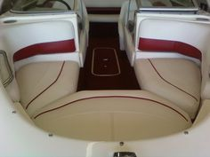 Interior Service: Upholstery to the Interior, Boat Floor Repair and Replacement, Custom Boat Seats and chairs, Sidings & Doors ,Recarpeting Boat Upholstery, Deck Boat, Boat Seats, Boat Interior, Autumn Cozy, Yacht Boat, Speed Boats, Luxury Yachts, Water Crafts