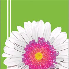 Daisy Power Lunch Napkins 2 Ply/Case of 216 Tags: Daisy Power; Lunch Napkins; Floral Party; floral theme party tableware;froral design Lunch Napkins;Daisy Power Lunch Napkins; https://www.ktsupply.com/products/32786326011/Daisy-Power-Lunch-Napkins-2-PlyCase-of-216.html