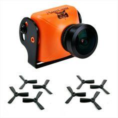 Dhl shpping runcam البومة بلاس 700tvl fpv كاميرا f2.0 واسعة الزاوية 150 درجة. ir حجب 5-22 فولت البسيطة fpv QAV210 QAV-R 220 260 Angles, Drone Quadcopter, Remote Control Toys, Wide Angle, Minis, Alibaba Group, Hobbies, Owl Bird, Fotografia