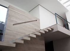 #Escalera #Stair #Casa creada por el estudio Extracto junto al arquitecto…