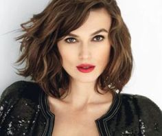 Photo Gallery of the Keira Knightley Short Hair