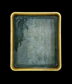 Sally Mann's developer tray, 2011