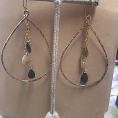 Noe Aguiar added a photo of their purchase Yellow Tassel Earrings, Tassel Jewelry, Pearl Jewelry, Etsy Earrings, Dangle Earrings, Leather Pearl Bracelet, Quartz Necklace, Boho, Silver Charms