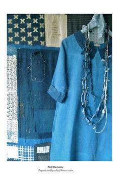Indigo & Blue