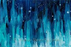 Image result for Abstract Oil Blue