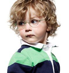 Lindberg Kid gafas infantiles para niños desde 1 año, con colores personalizados, totalmente de titanio.