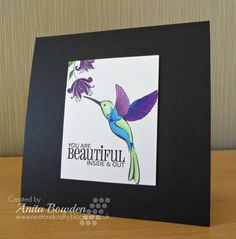 Neet & Crafty: You Are Beautiful...