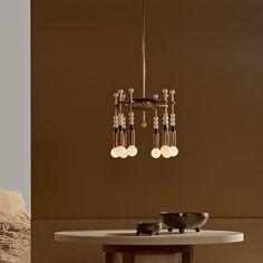 TALISMAN | Apparatus Pendant Chandelier, Pendant Lighting, Apparatus Lighting, Vancouver House, Shops, Interior Lighting, E Design, Lamp Light, Custom Homes