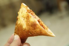 How to make calzone filled with vegetables and tofu How To Make Calzones, Cream Of Wheat, How To Double A Recipe, Tofu Recipes, Grubs, Polenta, Spices, Frozen, Tasty