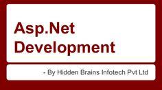 asp-net-development-company by Janet Tompson via Slideshare