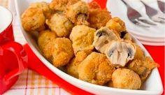 """Dacă vă plac ciupercile champignon, atunci trebuie să încercați neapărat această rețetă deosebită de ciuperci crocante, care sunt ușor de preparat, foarte gustoase și hrănitoare. """"Ciupercile pane"""" sunt foarte gingașe și suculente în interior, iar la exterior sunt crocante și incredibil de apetisante. Ciupercile au un gust bogat și aromă intensă de usturoi. Savurați-le cu sos sau smântână! INGREDIENTE -300 g de ciuperci champignon -2-3 linguri de făină -3 linguri de pesmeți -2 căței de…"""