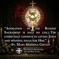 ~St. Mary Hermina Grivot