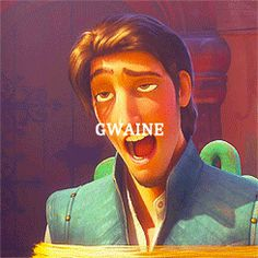 Merlin/ Disney crossover Yup. Exactly. And that is why we all love Gwaine so much. :D