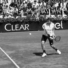 Ladies and gentlemen Mr. Backhand @stanwawrinka85  #stanwawrinka #italy #roma #tennis #photo #moment #emotions #top #cool #swag
