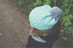 Rumpalin äiti puikoissa: Helmineulepipo & tuubihuivi (Ohje) Knitting For Kids, Knitted Hats, Winter Hats, Beanie, Knits, Fashion, Moda, Fashion Styles, Knit Stitches